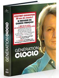 Cover Claude François - Génération Cloclo [DVD]